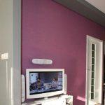 Apartament Ściana Telewizyjna