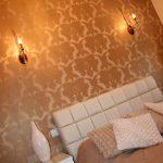 Sypialnia - oświetlenie, przytulna