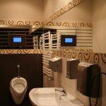 Club Cynamon toaleta