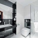 Pokoj hotelowy - łazienka nowoczesna