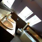 Rezydencja - łazienka na poddaszu
