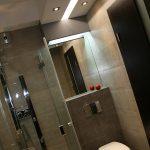 Łazienka - podswieltenie w suficie