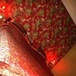 Sypialnia indyjski styl