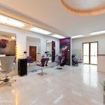 Salon fryzjerski, wizaż, moda