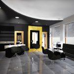 salon fryzjerski nowoczesny